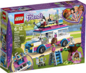 Title: LEGO Friends Olivia's Mission Vehicle 41333