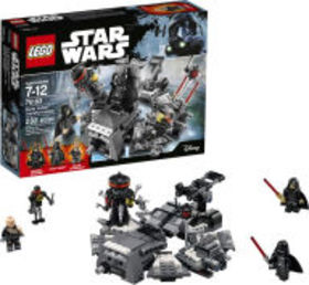 Title: LEGO Star Wars Darth Vader Transformation 7