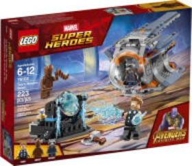 Title: LEGO® Super Heroes Marvel Avengers Movie 76