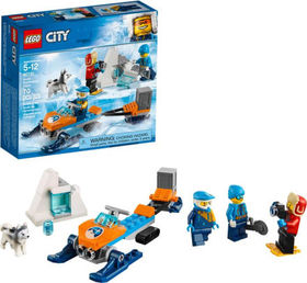 Title: LEGO City Arctic Exploration Team 60191 (Re