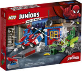 Title: LEGO® Juniors Spider-Man vs. Scorpion Stree