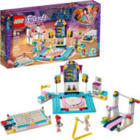 Title: LEGO Friends Stephanie's Gymnastics Show 41