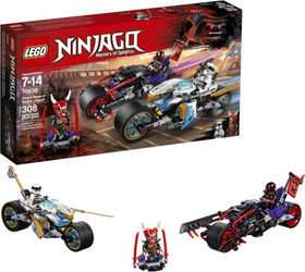 Title: LEGO Ninjago Street Race of Snake Jaguar 70