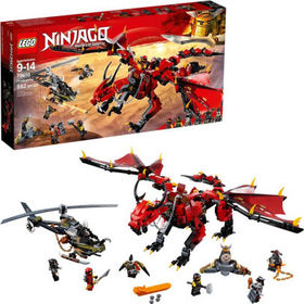 Title: LEGO Ninjago Firstbourne 70653 (Retiring So