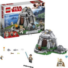 Title: LEGO Star Wars Ahch-To Island Training 7520
