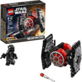 Title: LEGO Star Wars First Order TIE Fighter Micr