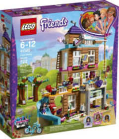 Title: LEGO Friends Friendship House 41340 (Retiri