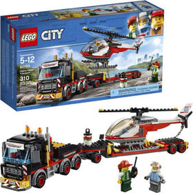 Title: LEGO City Great Vehicles Heavy Cargo Transp