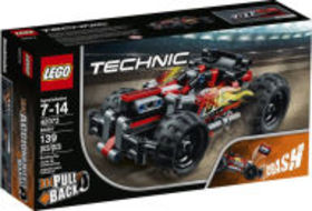 Title: LEGOTechnic BASH! 42073 (Retiring Soon)