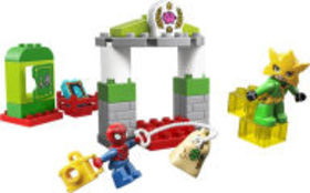 Title: LEGO DUPLO Super Heroes Spider-Man vs. Elec