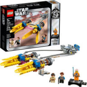 Title: LEGO Star Wars TM Anakin's Podracer - 20th