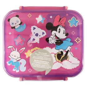 Disney Minnie Mouse Food Storage Container