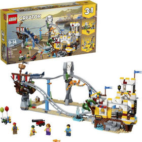 Title: LEGO Creator Pirate Roller Coaster 31084 (R