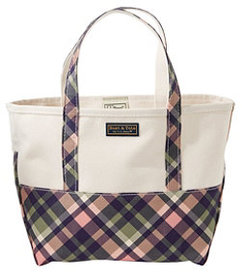 LL Bean High-Bottom Boat and Tote