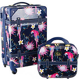 Chariot Parrot 2PC Hardside Luggage Set