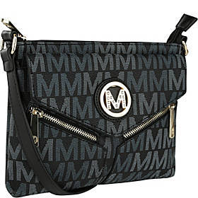 MKF Collection by Mia K. Farrow Nathy Milan M Sign