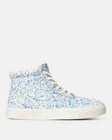 Ralph Lauren Bryn High-Top Sneaker