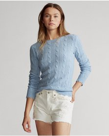 Ralph Lauren Distressed Cashmere Sweater