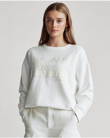 Ralph Lauren Flag Fleece Sweatshirt