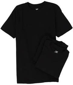 Jockey Cotton Crew Neck T-Shirt 3-Pack
