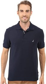 Nautica Solid Deck Polo