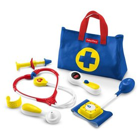 Fisher-Price Medical Kit, 7 play pieces!Includes s