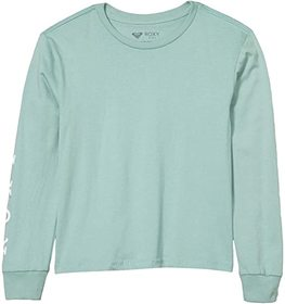 Roxy Kids Mountain View Long Sleeve Tee (Little Ki