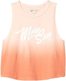 Roxy Kids More Sun Sleeveless Tee (Little Kids/Big