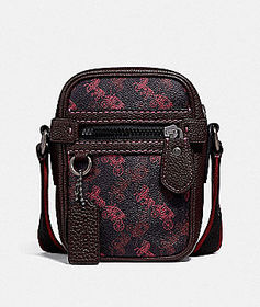 Coach dylan 10 with horse and carriage print