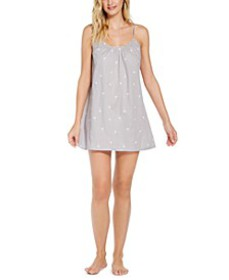 Cotton Chemise Nightgown, Created for Macy's