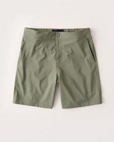 The A&F Resort Short, OLIVE GREEN