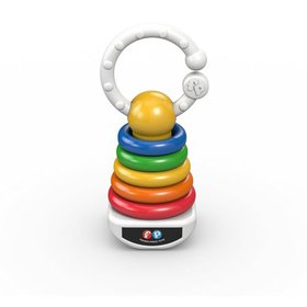 Fisher-Price Rock-A-Stack Clacker, Baby-appropriat