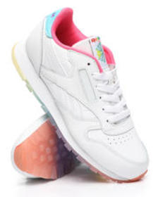 Reebok classic leather sneakers (3.5-7)