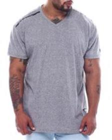 Ecko top hits s/s v neck (b&t)