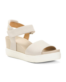 DR. SCHOLL'S Ankle Strap Wedge Sport Sandals