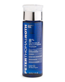 FAMOUS BRAND 5oz 8 Percent Glycolic Solutions Tone