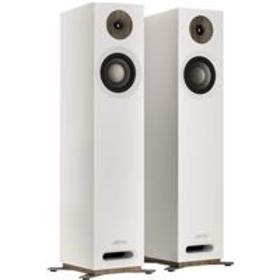 Jamo S 805 Floorstanding Speaker, White, Pair