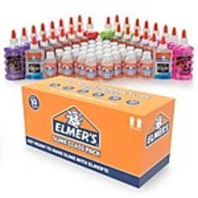 Elmers Slime Class Pack, Slime Activator, Non Toxi