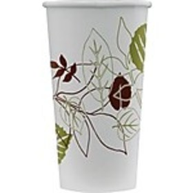 Dixie Pathways Poly Paper Cold Cups, 16 oz., 1200/