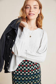 Anthropologie Gia Knit Pullover