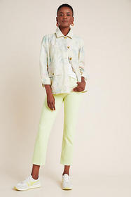 Anthropologie AG The Isabelle High-Rise Cropped St
