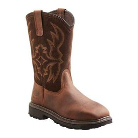 Dickies Stockyard Square Toe Steel Toe Wellington