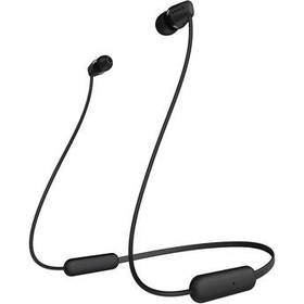 Sony WI-C200 Wireless In-Ear Earphones (Black)