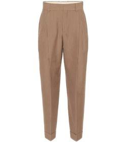 Chloé Virgin wool high-rise pants