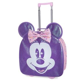Disney Minnie Mouse Rolling Luggage – Small