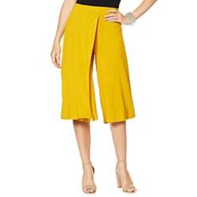 """As Is"" WynneLayers Wide Leg Culotte Pant"