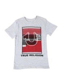 True Religion linear hs tee (8-20)