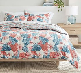Pottery Barn Roxy Sun Soaked Reversible Comforter