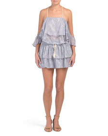Juniors Two-piece Ruffle Collection
