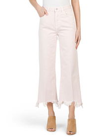 J BRAND Made In Usa Joan High Rise Crop Jeans
